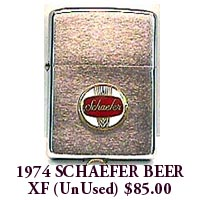 SCHAEFER BEER, ZIP #5